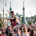 Liberty Bridge in Budapest' becomes a car-free on four consecutive weekends